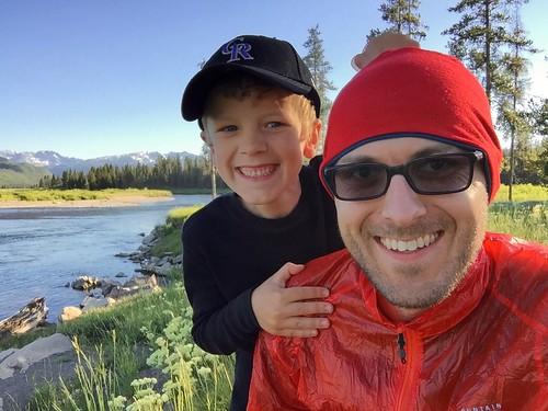Snake River mosquito-fest