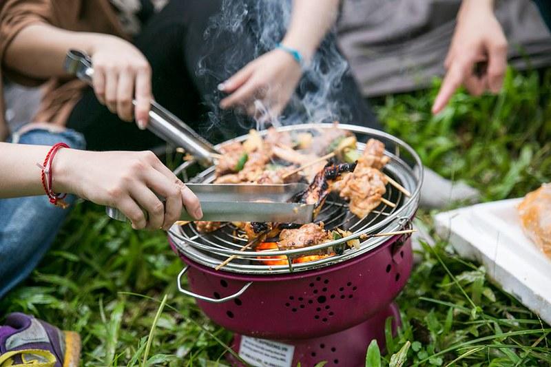 Bếp nướng than hoa Nam Hồng BN300
