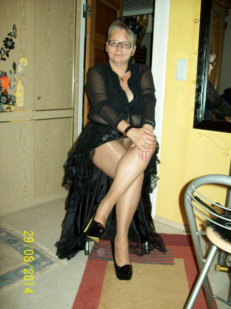 Hot blonde mature cougar cara lott - 3 part 7