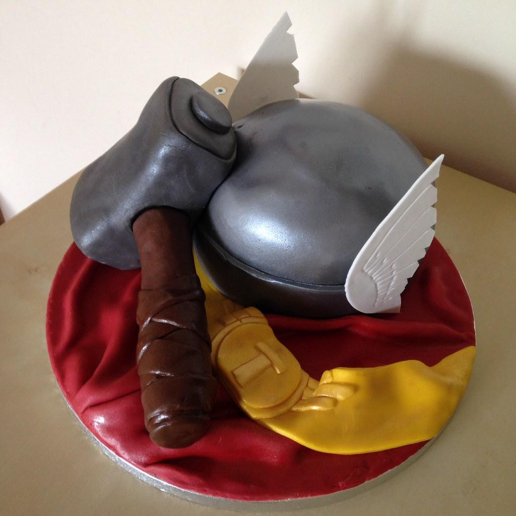 Thor Cake Pan