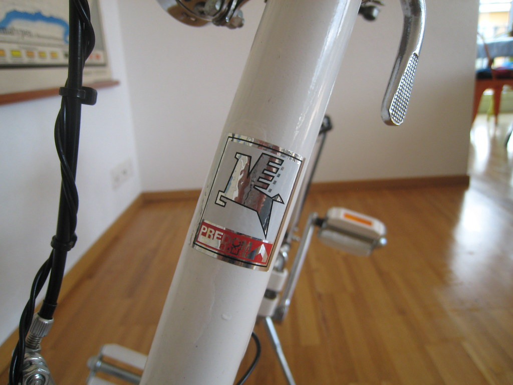 1994 Romet Wigry Single Speed Folding Bicycle 5 The