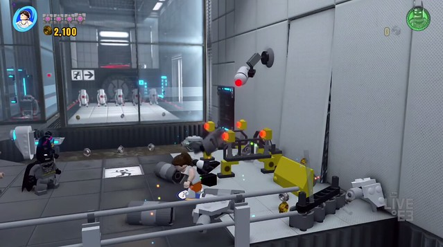 LEGO Dimensions Gameplay