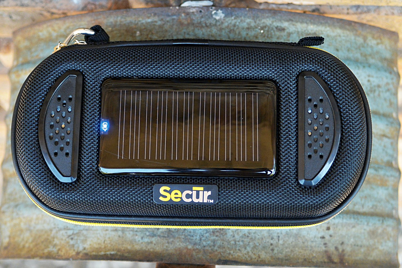 Solar Powered Phone Case