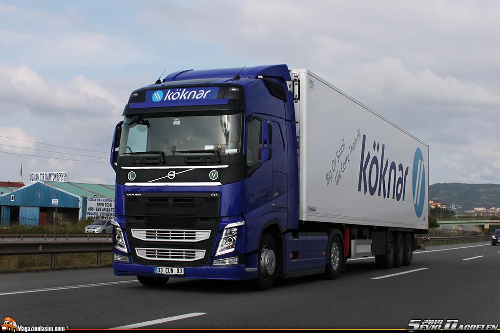 Volvo Fh 460 Volvo Fh 460 4x2 Globetrotter K 214 Knar