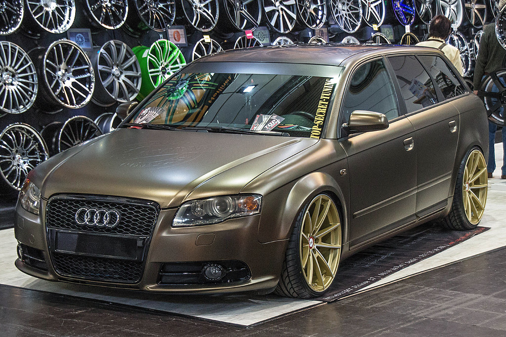 Ami Leipzig 2014 Audi A4 Kombi Tuning Video Www