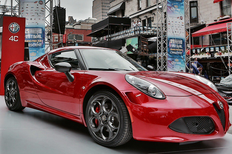 alfa romeo 4c launch edition usa canada 2015 the 2015. Black Bedroom Furniture Sets. Home Design Ideas
