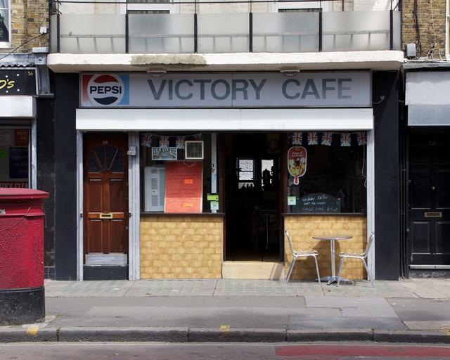 Victory Garden Cafe Easton Menu