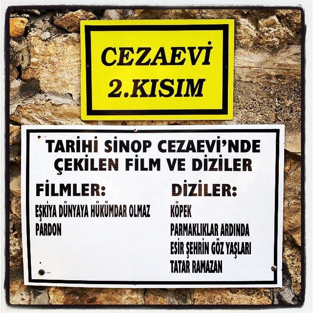 Cezaevinde #çekilen #dizi ve #film ler. #Tarihi #Sinop #Ce ...