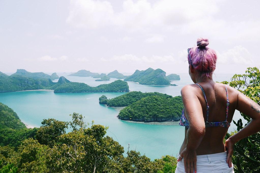 National Marine Park Koh Samui Thailand / Travel / Kirsty Wears Blog