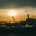 Hong Kong Victoria Harbour Sunset