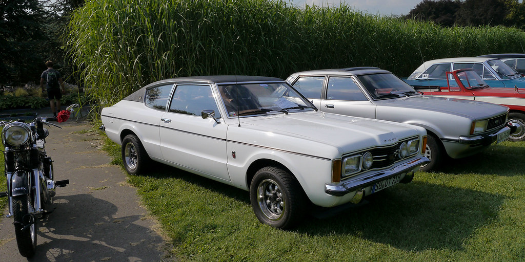 Ford taunus 2000 v6 gxl coup tc 39 71 1970 73 classic day flickr - Ford taunus gxl coupe 2000 v6 1971 ...