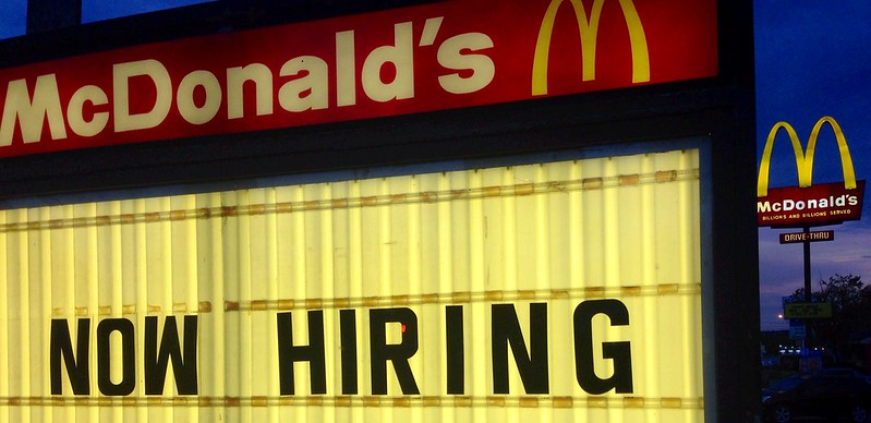 McDonald's franchise hiring