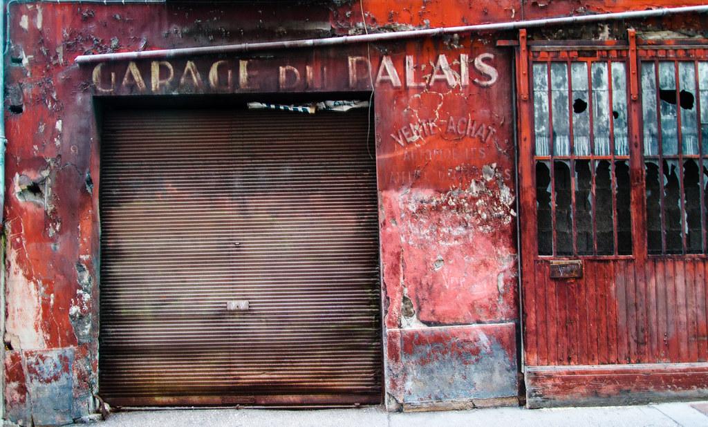 Garage du palais vieux lyon rue de la bombarde for Garage lyon 5