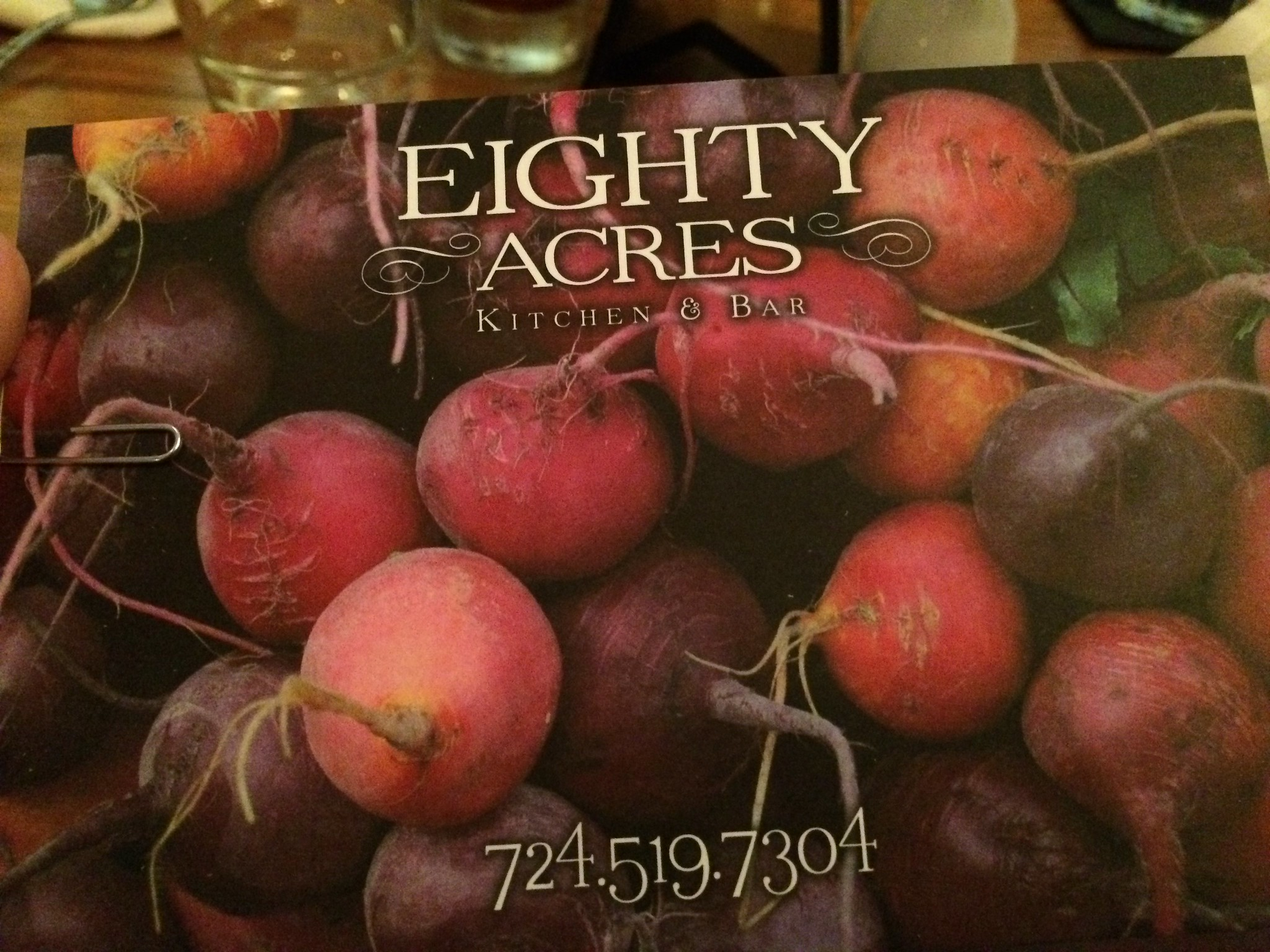 Eighty Acres