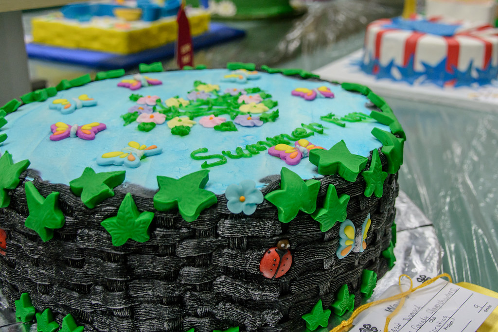 H Cake Decorating Guidelines Indiana