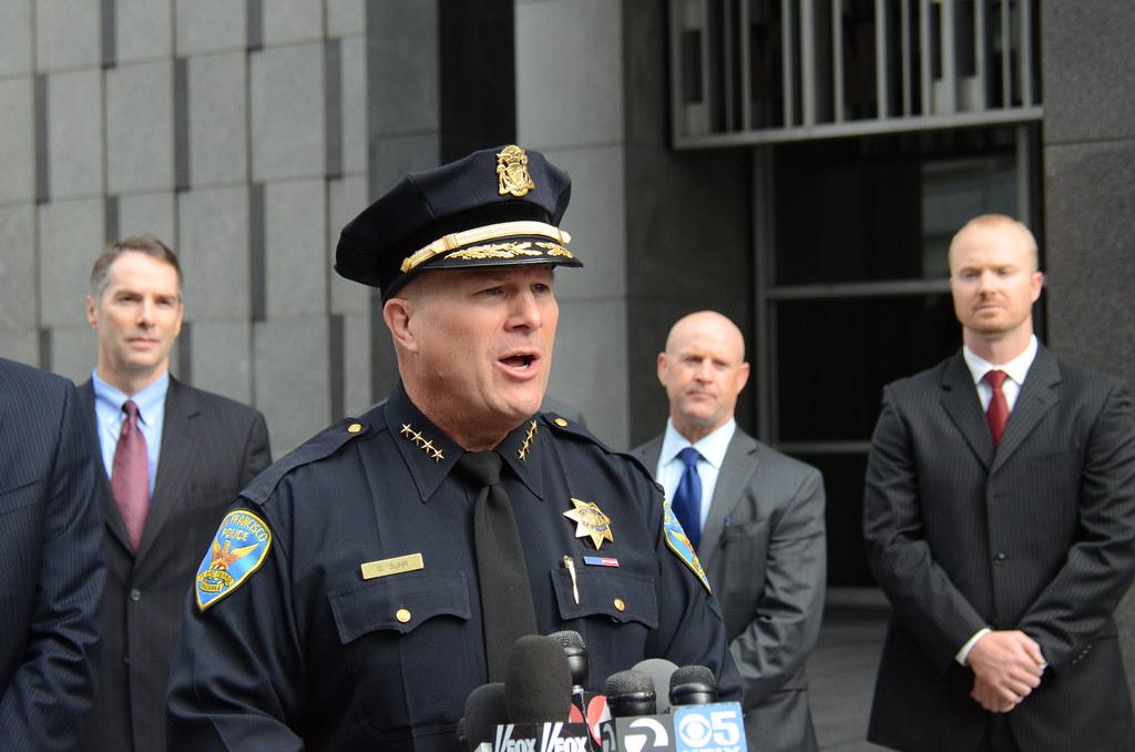 #FBI & San Francisco police on arrest of Ryan Chamberlain ...