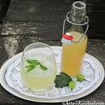 Stachelbeer-Minz-Limonade