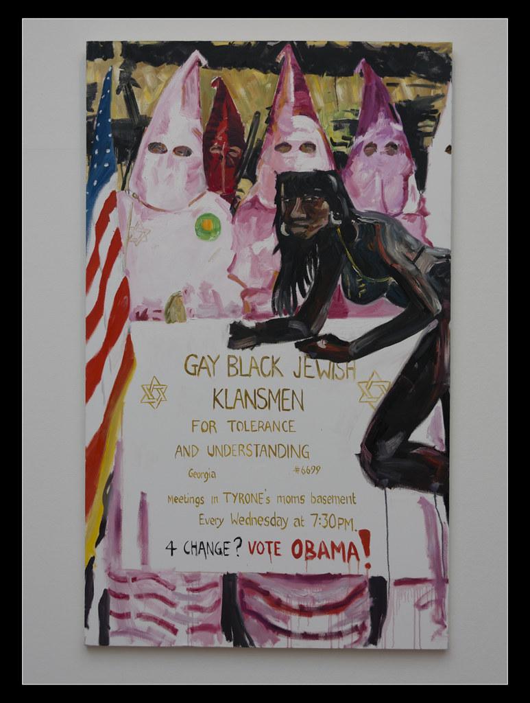 Gay Black Jewish Klansmen 33