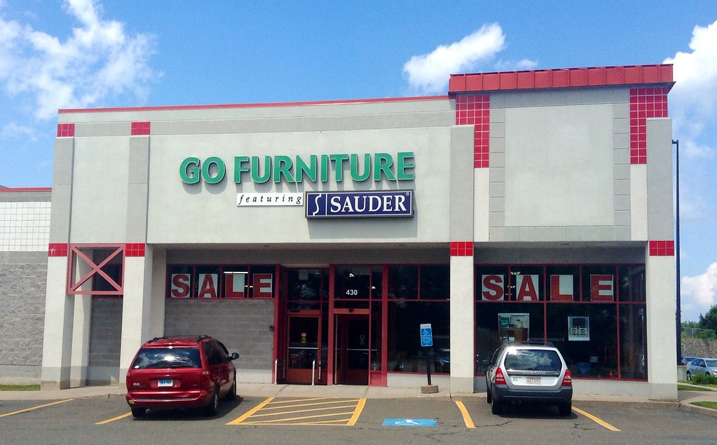 Sauder go furniture store manchester ct 8 2014 by mike m for C furniture warehouse bradford