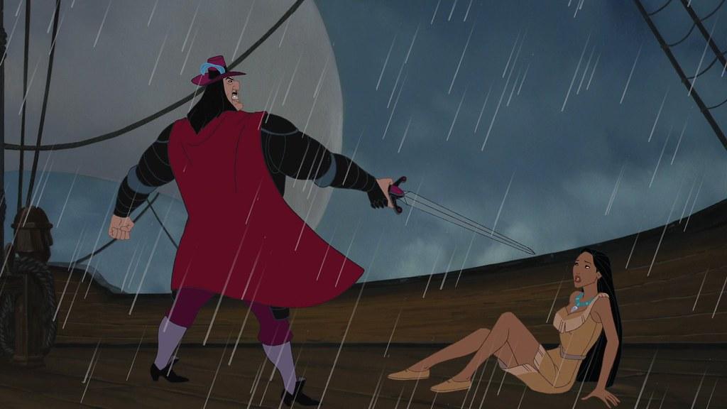 John Ratcliff Almost Hurt Pocahontas