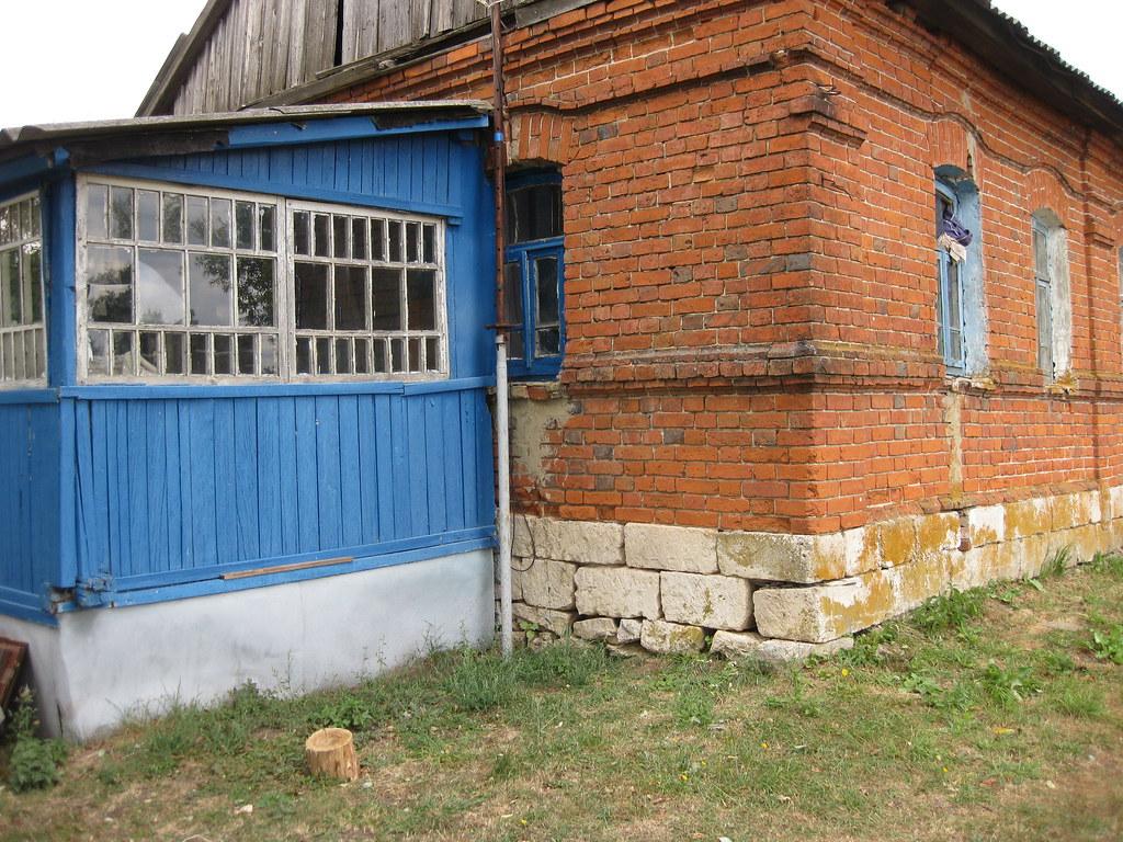 Дом Воробьёвых 2014 год
