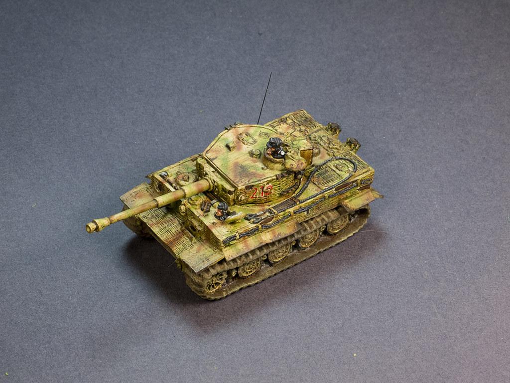 Flames of War Tiger Tank Wittmann
