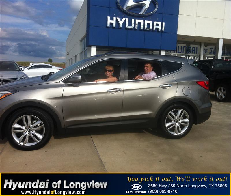 Hyundai Of Longview U003eu003e Congratulations To Everett Brunson On Your New Car  Purchas .