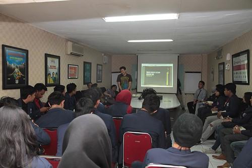 Kunjungan Mahasiswa STIKOM Surabaya