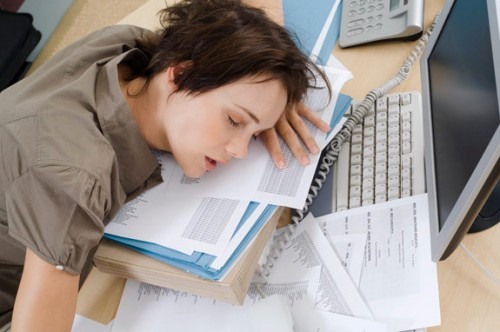 13 прийомів проти втоми