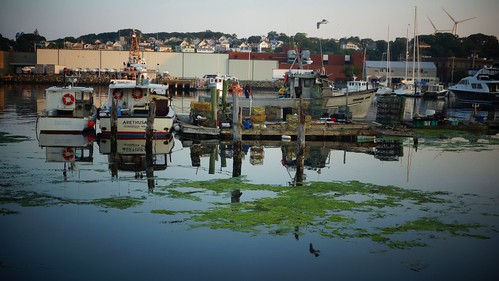 5:50AM Lobster Boats At Captain Joe and Sons | by captjoe06