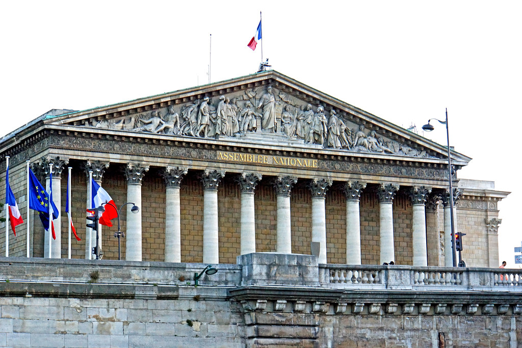 France-000490 - National Assembly   PLEASE, NO invitations ...