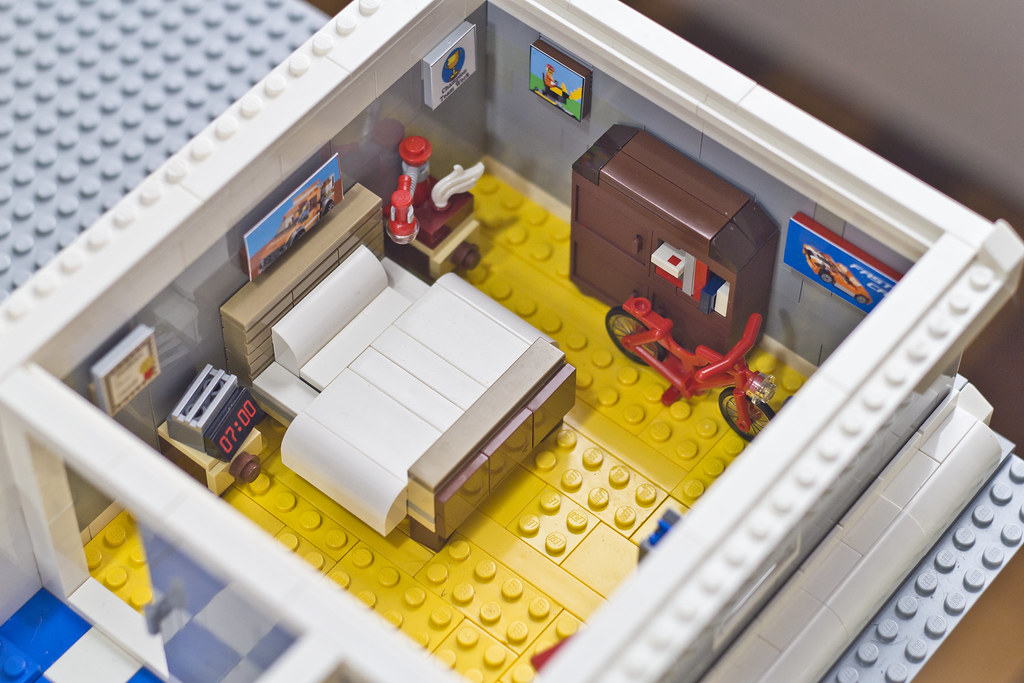 The Lego Movie Emmet