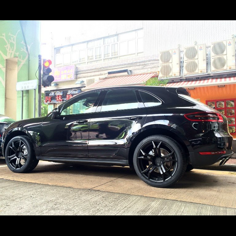 Famous Suv Porsche Macan S With Bc Forged Bx J54 Wheels P