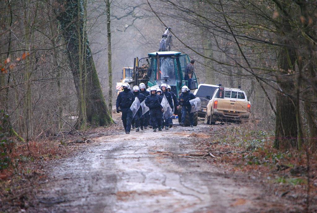 Polizeieinsatz 21.02.2017