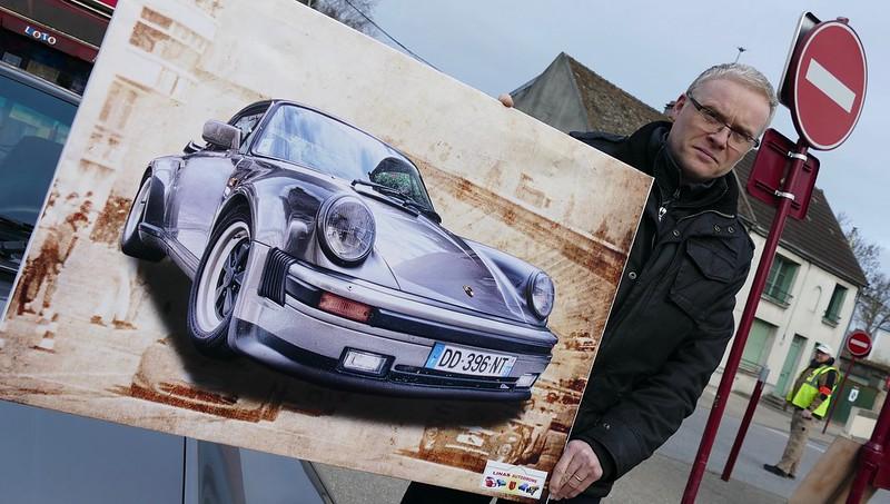 Porsche 930 - 1989 B.V.5 - Linas (91) France - 26 Avril 2015 33084468556_0da53066fb_c