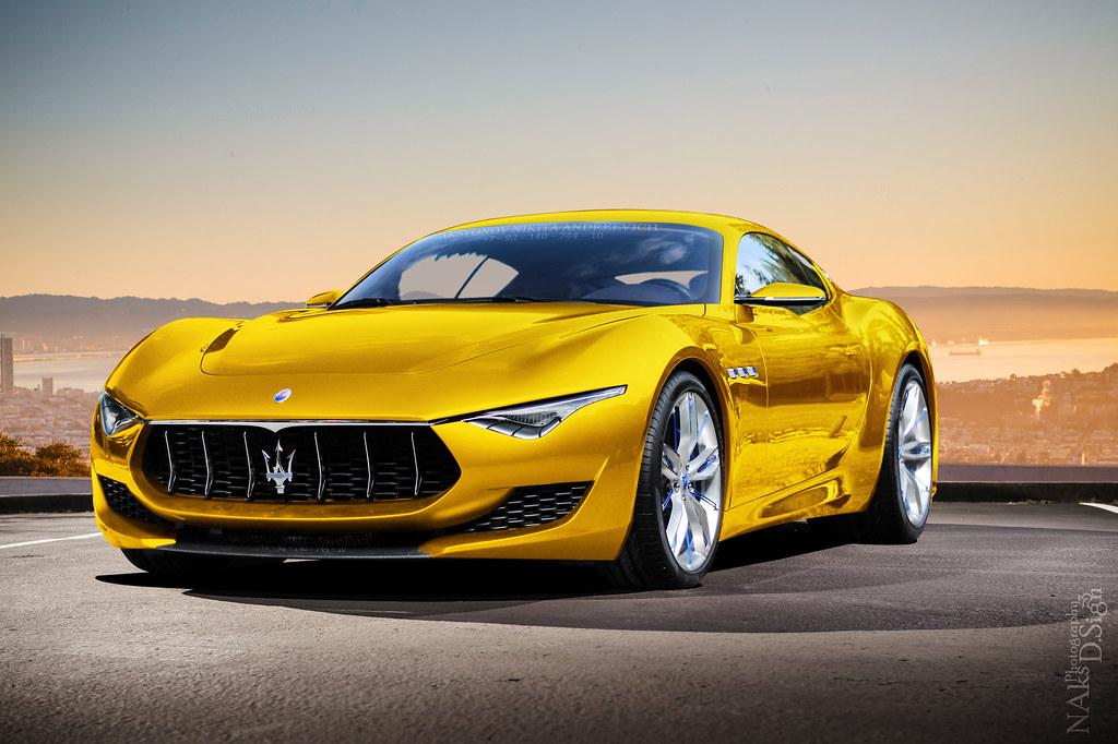Maserati Alfieri Taste Of Summer Www Flickr Com Photos