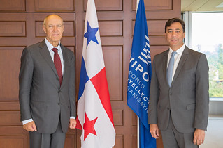 WIPO Director General Meets Panama's Minister for Trade | by WIPO | OMPI