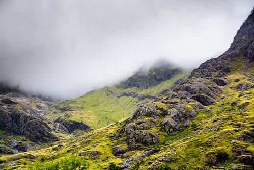 Near Nant Peris, Snowdonia