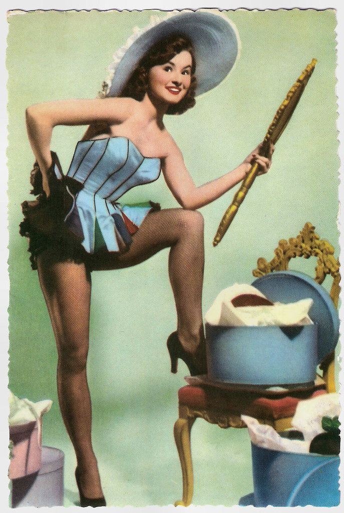 Lucy Marlow Spanish Postcard By Archivo Bermejo No 5