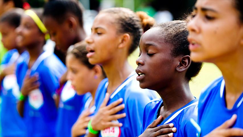 Las niñas de Río