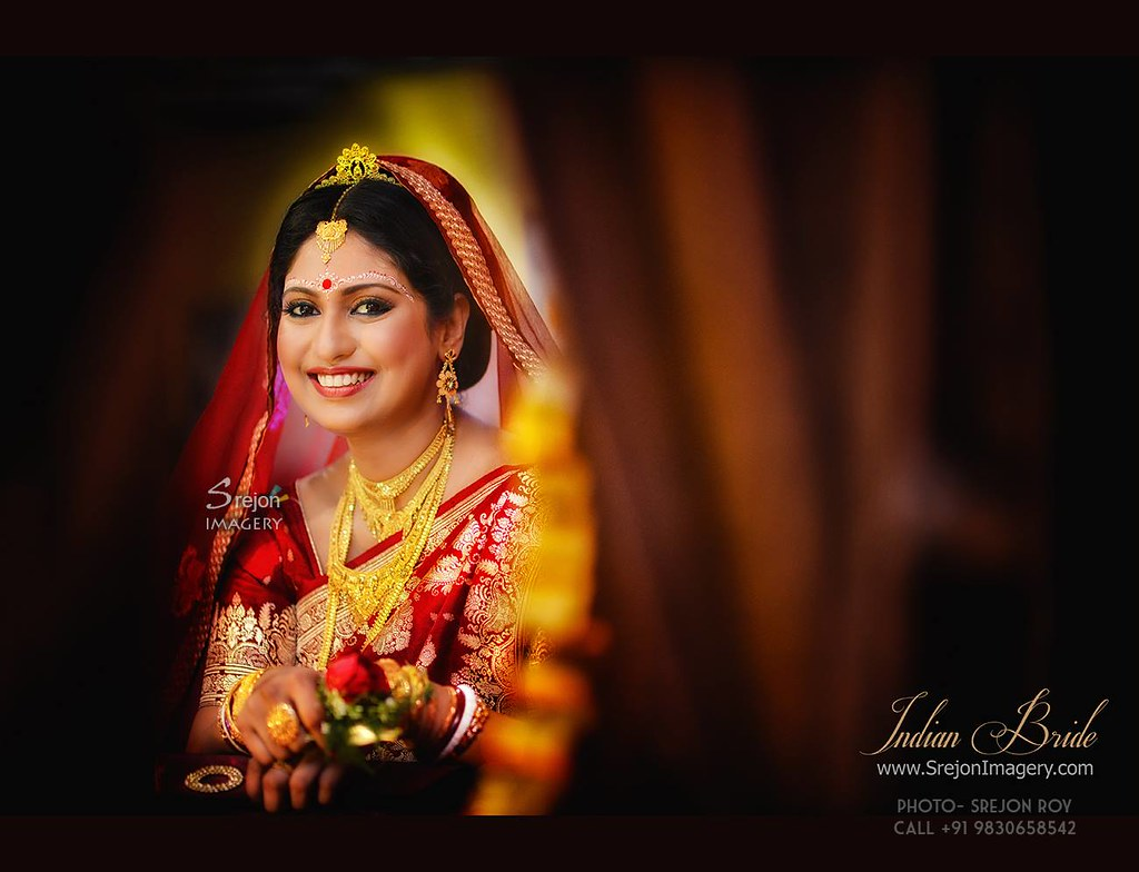 Indian Creative Wedding Photography by Srejon Imagery | Flickr