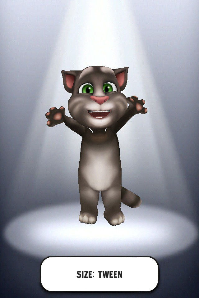 My Talking Tom grows into a tween! How exciting!! | rebecca taylor ...: https://www.flickr.com/photos/54137197@N03/14816526651/