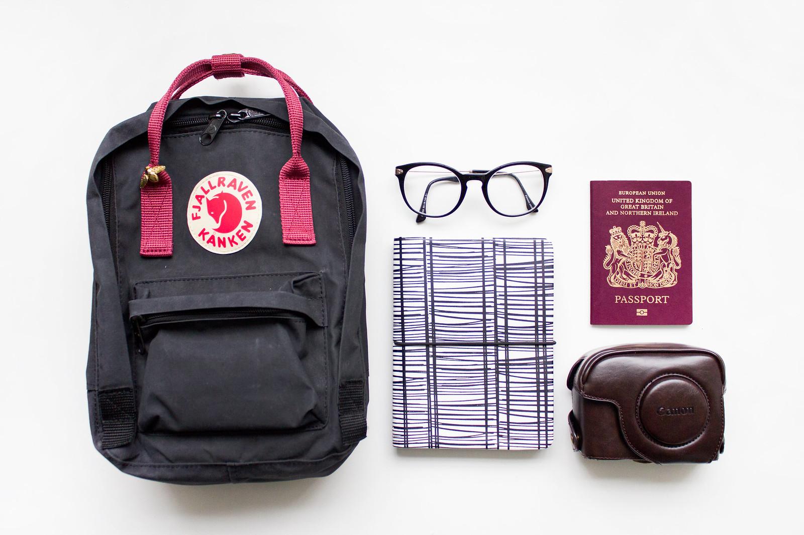 Pack Light, Travel Smart