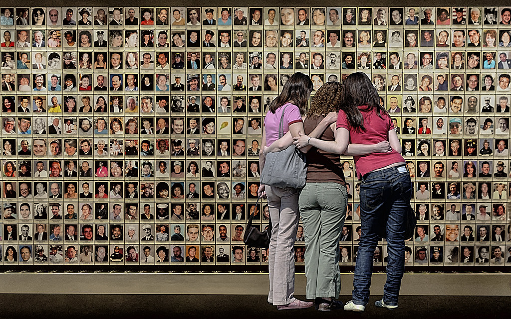 911 photos September 11 images of people   newscomau