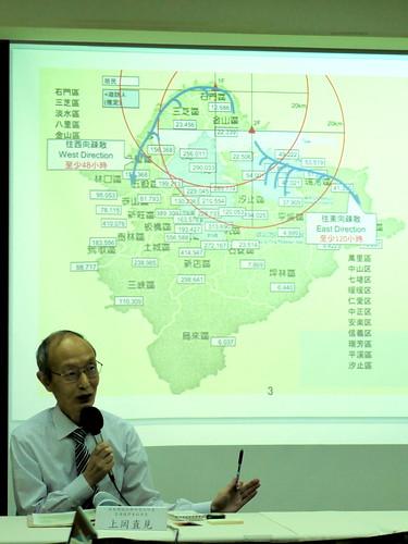 若核災發生 大台北疏散? 日學者:至少得耗120小時