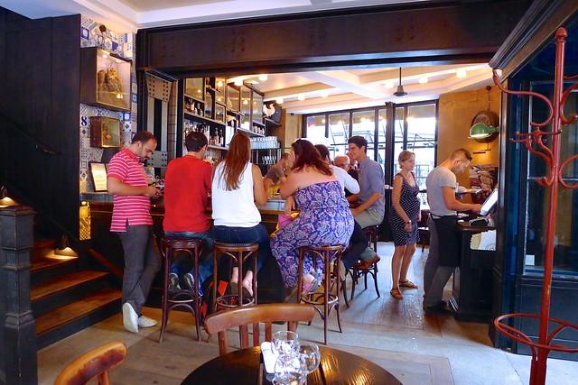 Hibou Restaurant Paris