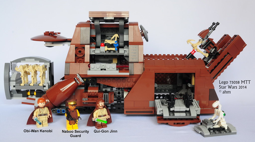 Similiar Lego Mtt 75058 Keywords