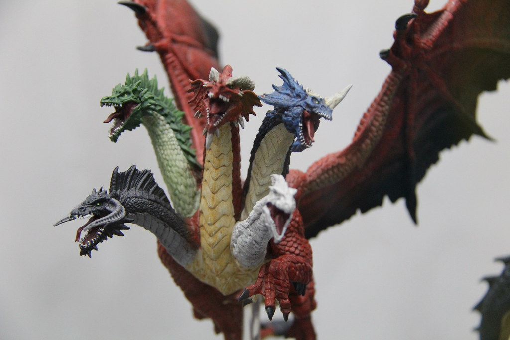 D D Miniature Painting Ideas Red And White Paladin
