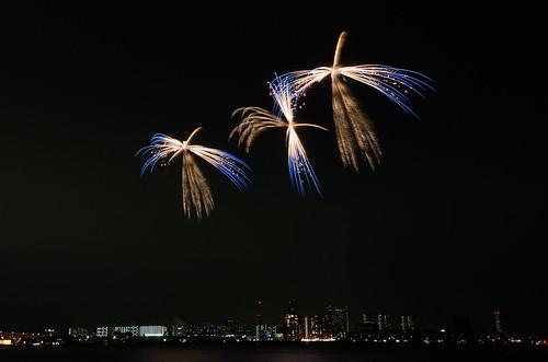Kobe Fireworks 2014 19