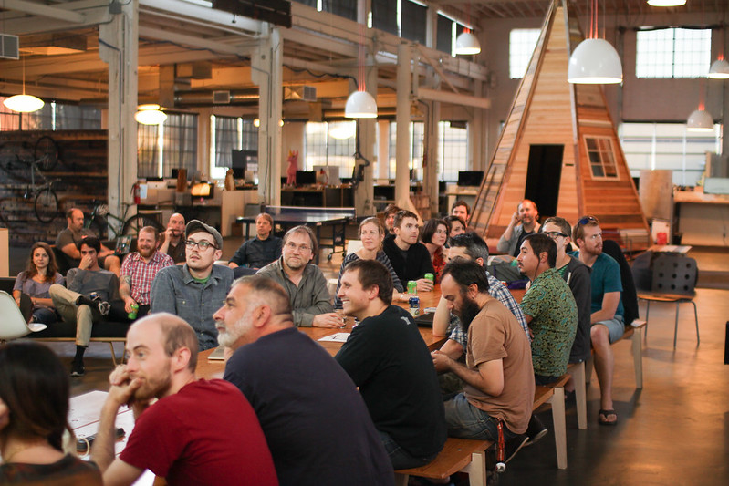 Builders gonna build: PDX Code Community forms to support those in PDX Code School limbo